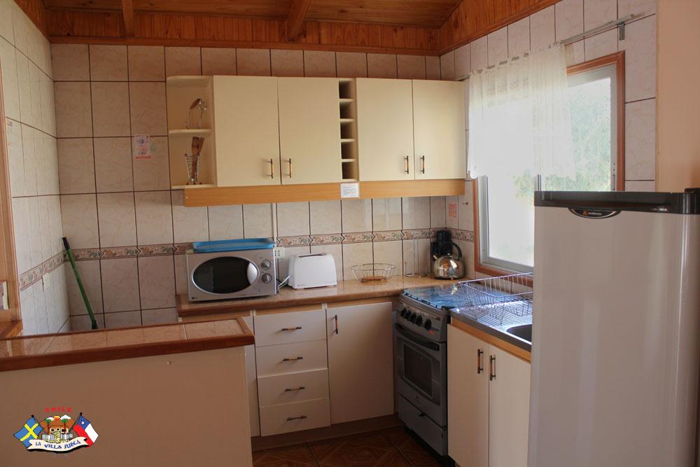 Moderno Cocinas De Estilo Cabaña Houzz Componente - Ideas de ...